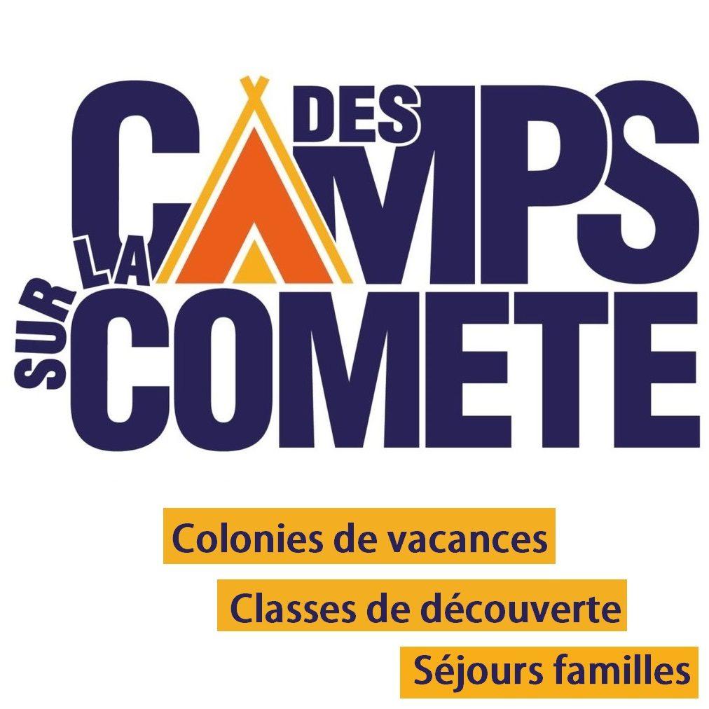 Des camps sur la comète